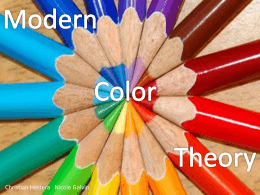 Modern Color Theory-3