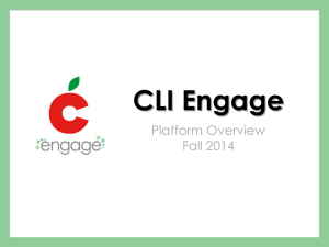 CLI Engage - Texas School Ready!