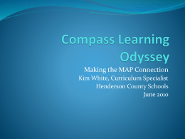 MAP Conference Presentation