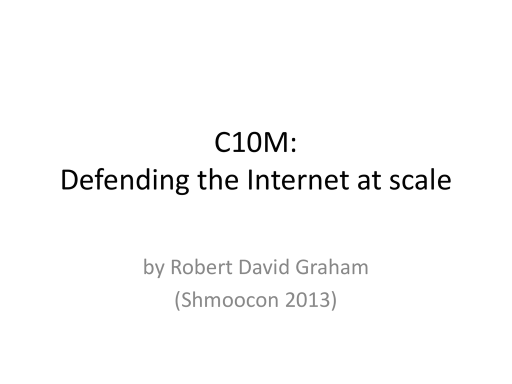 __Sync_Bool_Compare_And_Swap c10m-defending-the-internet-at-scale-dartmouth
