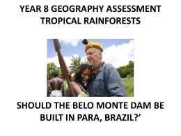 assessment - BSHyear8Geography