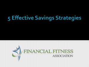 5 Effective Savings Strategies Copy