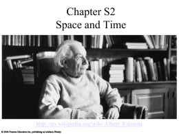 chapterS2SpaceTime