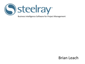 STEELRAY SOFTWARE