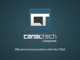 Canaltech Corporate