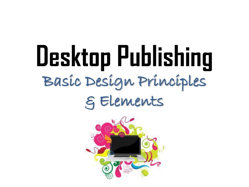 Design Principles Elements Pp