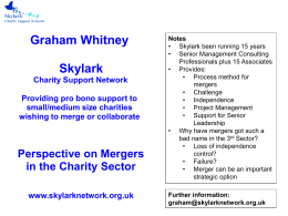 Jan 2014 - Skylark Network