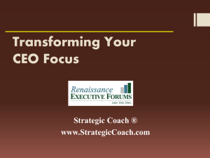 Focus - CEO Mastermind Roundtables For Charlotte Area Businesses