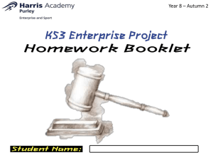 Enterprise Part 2 - Harris Academy Purley