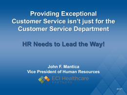 customers - Traverse Area Human Resource Association