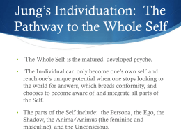 10 Jung`s Individuation