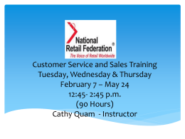 National Retail Federation Foundation