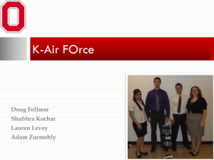 KAir-FOrce: A Fully Adjustable Knee-Ankle