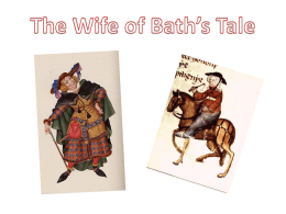 The Wife of Bath_s Tale reading guide