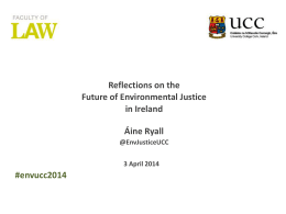 UCC Law & Environment 2014 – final