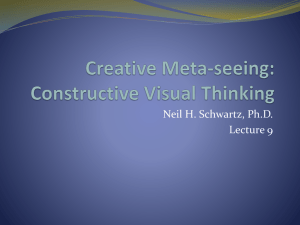 Creative Meta-seeing: Constructive Visual Thinking