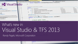 for Visual Studio Ultimate