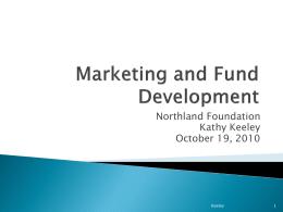 Developing Your Marketing Mindset