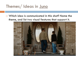 Themes in Juno