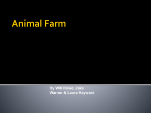 Animal-Farm-Power-Yr-10-2011