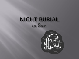 NIGHT BURIAL 2
