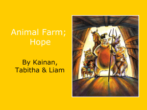Animal-Farm-Hope-Yr-10-2011