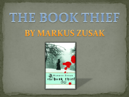 jesse owens the book thief