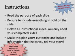FY14 Business Plan Presentation Template _1_