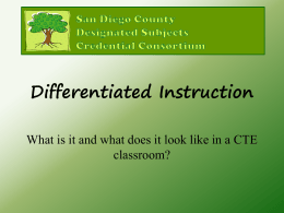 Differentiated_Instruction - San Diego County Office of Education