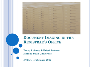 BDMS or Document Imaging