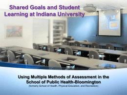PowerPoint - Indiana University