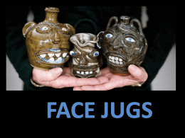 Face Jugs PowerPoint