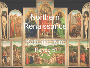 The Northern Renaissance - Oak Park Unified School District
