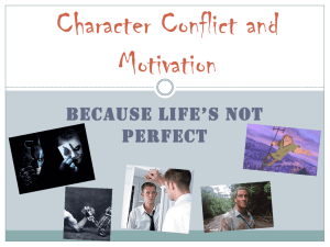 Character-Conflict-and
