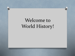 File - World History with Ms. McDonald