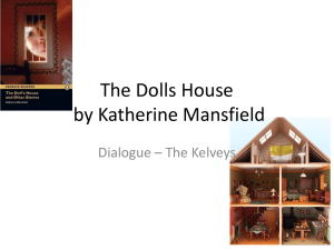 The Dolls House Kelveys Dialogue