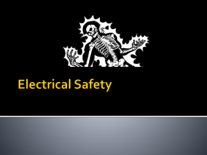 Electrical Safety[]