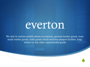 to the presentation by everton for tourism companies.