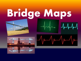 Bridge maps - Thinking Schools International