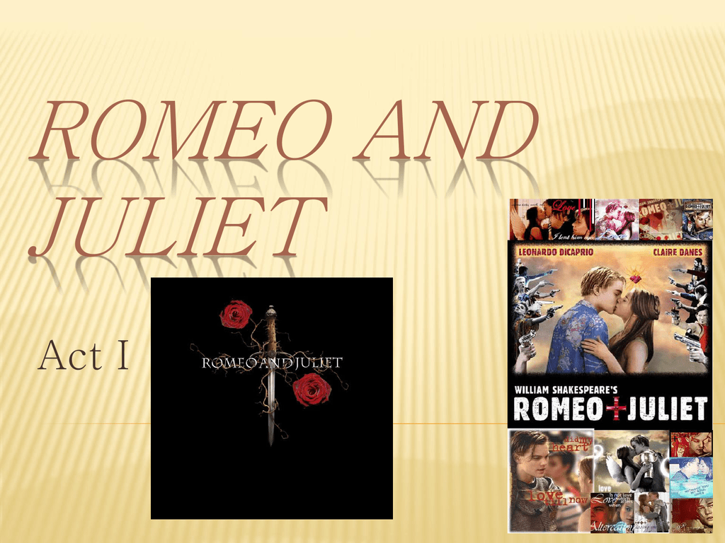 romeo and juliet and capulet Romeo and juliet play romeo and juliet, arguably shakespeare's most famous play, begins with a prologue explaining that the children of two feuding families, romeo of the montague family and juliet of the capulet family.