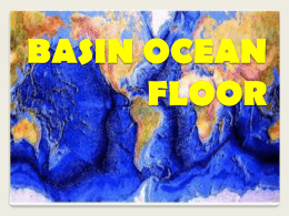 OCEAN BASIN FLOOR - ES-Emerald(2010