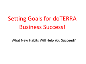 011213_GoalSetting_F.. - Essential Oil Business