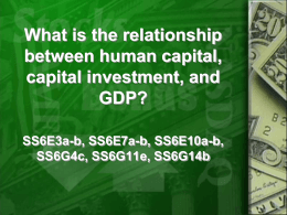 Capital Investment ppt - Troup 6