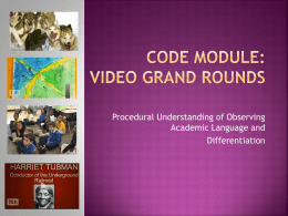 362_Senior II Video Grand Rounds