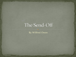 The_Send-Off[1] - lbec