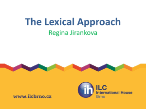 Implementing The Lexical Approach Pdf