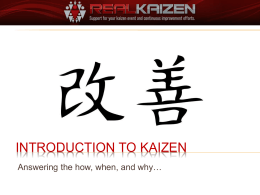 Introduction-to-kaizen
