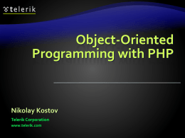 4. Object-Oriented-Programming-with-PHP