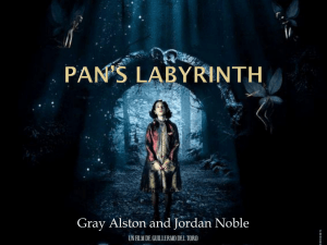 Pan`s Labyrinth - LCS Sophomore English 2010-2011