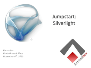 Using Group Policy to Install Silverlight